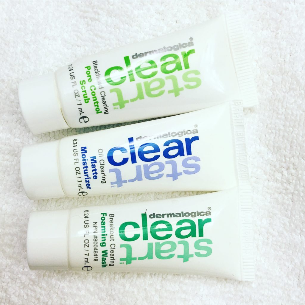 Clear Start for Clean Face