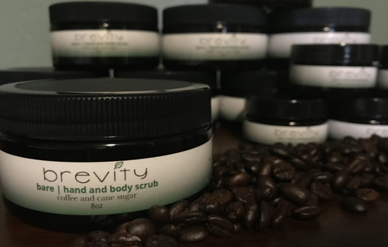 Brevity hand and body scrub