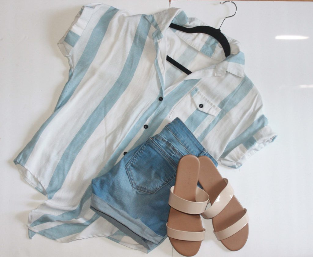 End of Summer Outfit