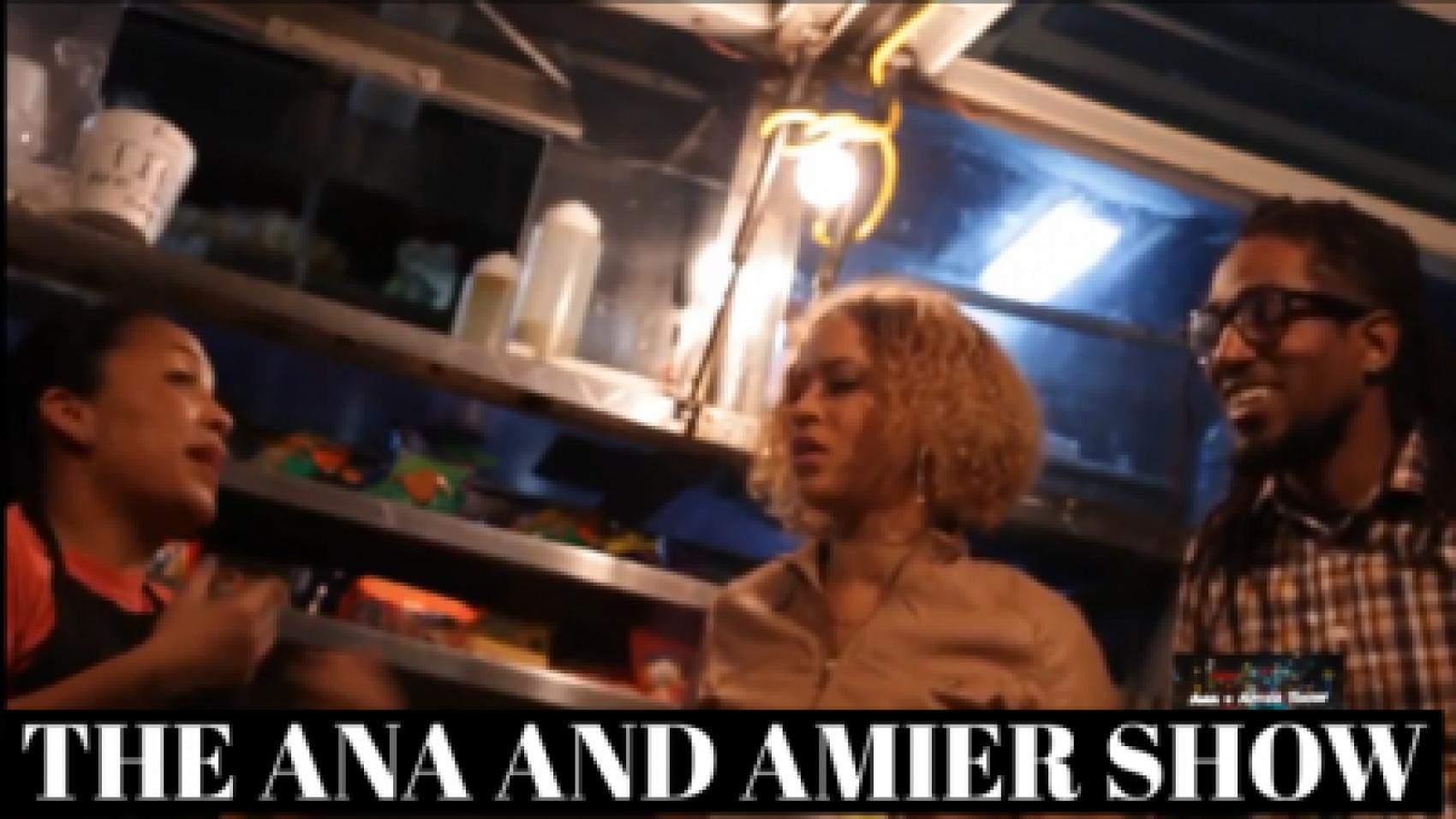 Ana and Amier Show