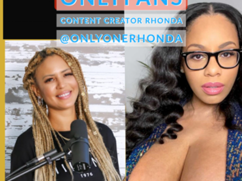 Only Fans Interview with Rhonda